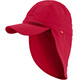 VAUDE Kids Sahara III Cap indian red